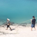 Spear Fishing with Brian Lee - Dampier Peninsula