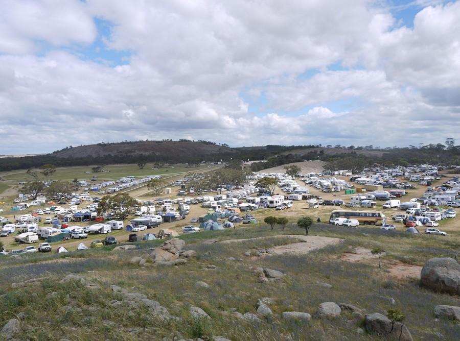 Kulin campsite