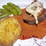 Poached Fillet of Kerrigan Valley Beef