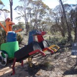 The Tin Horse Highway - West Australian Wheatbelt
