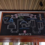 The art of brewing at Matso's
