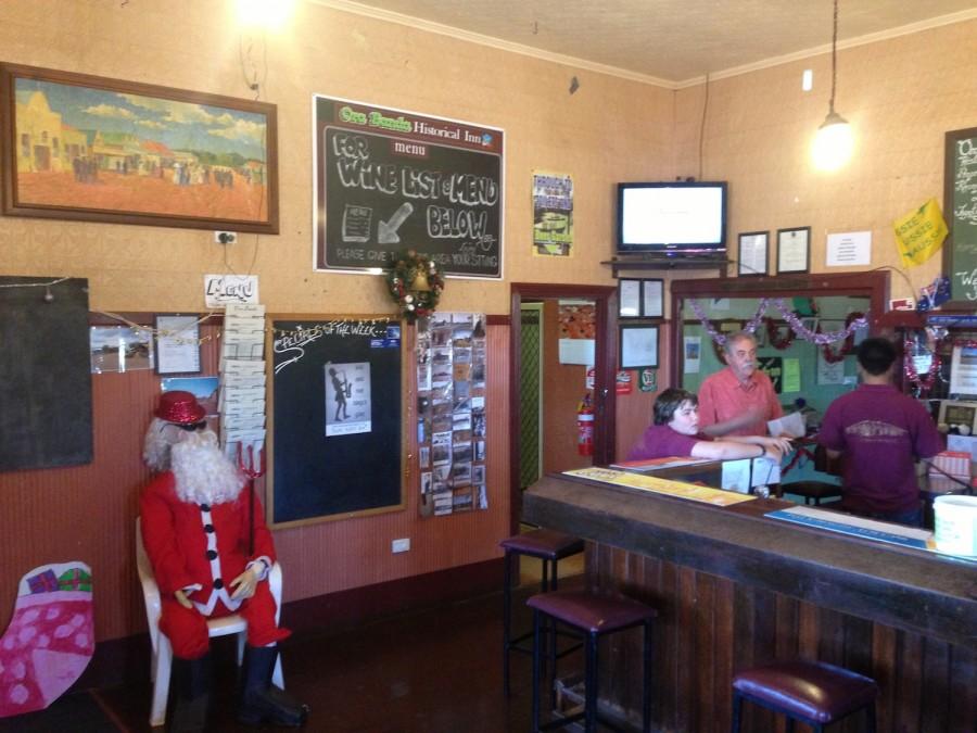 I love an Outback pub