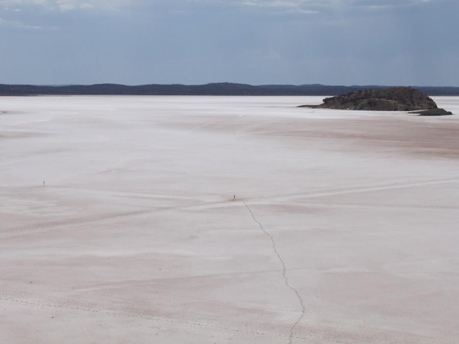 """Inside Australia"" Lake Ballard"