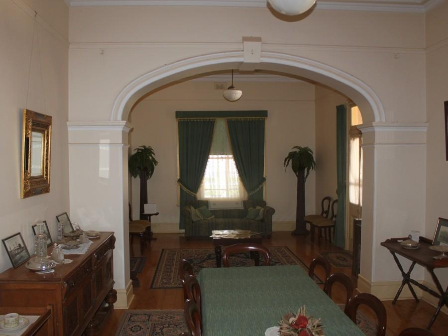 Hoover Living Room...