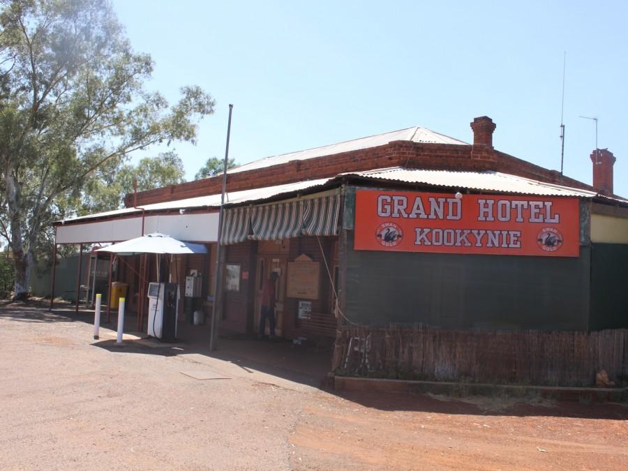 The Kookynie pub