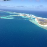 Around 100,000 years ago the Abrolhos Islands were attached to mainland Australia