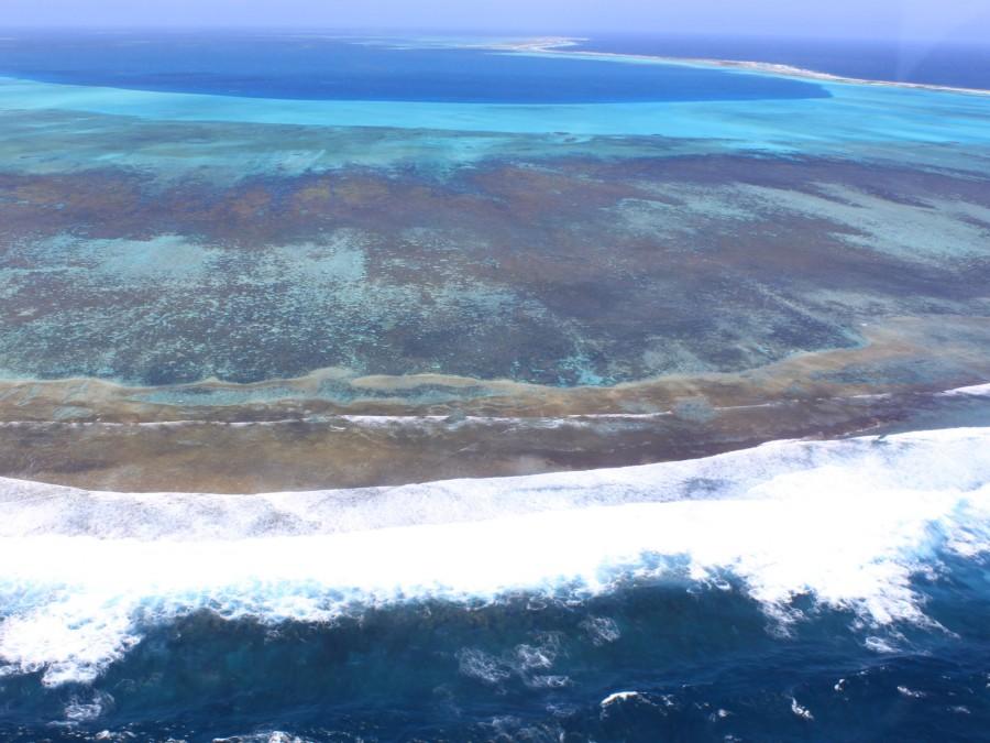 The Houtman Abrolhos Islands (full name) were named after Dutch commander Frederick de Houtman